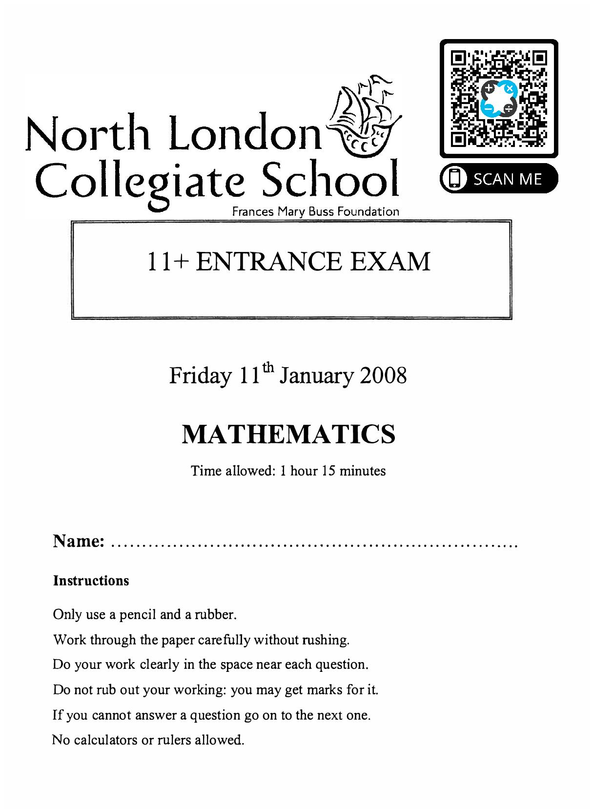 Group 2 Maths 2008 1 page 001 1