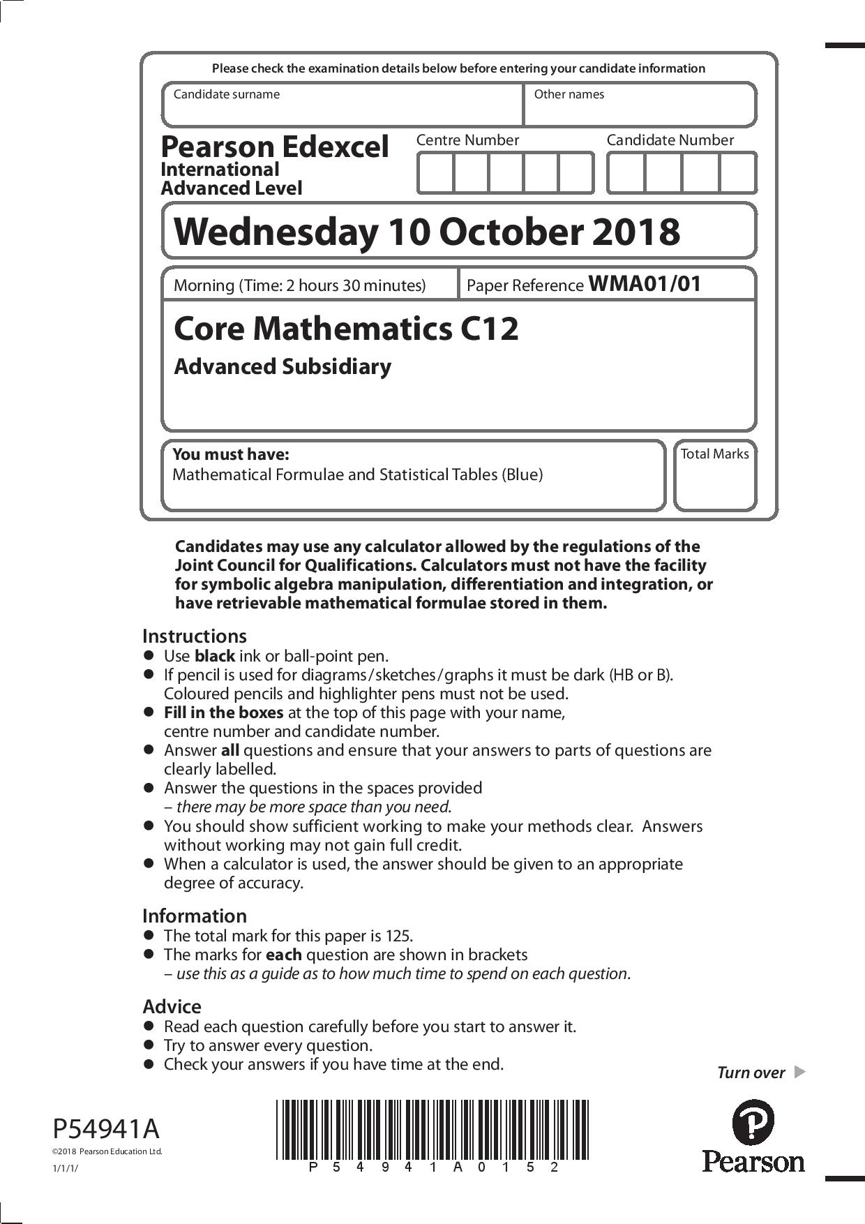 october 2018 c 12 qp page 001